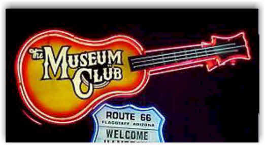 museum club in flagstaff sign